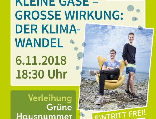 Alfred-Wegener-Institut und Preisverleihung