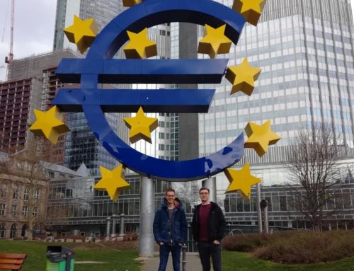 Vortrag bei der Europäischen Zentralbank