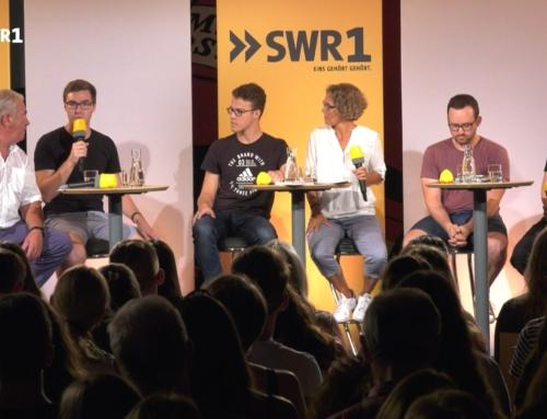 Podiumsdikussion bei SWR 1 Leute