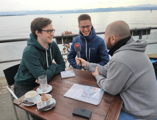 Interview mit dem SRF